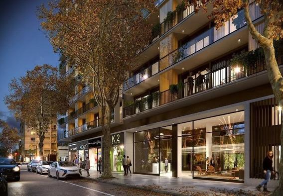 Venta Apartamento Monoambiente Cordon Design Montevideo