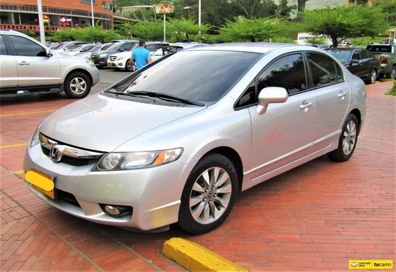 Honda Civic Lx 1800 4x2 At
