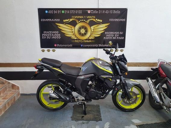 Yamaha Fz S 2.0 Mod 2018 Al Dia Traspaso Incluido