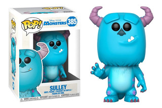 Funko Pop Sulley Monsters Inc Original