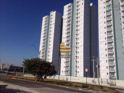 Apartamento Com 2 Dormitórios Para Alugar, 46 M² Por R$ 980/mês - Jardim Guarujá - Sorocaba/sp - Ap0071