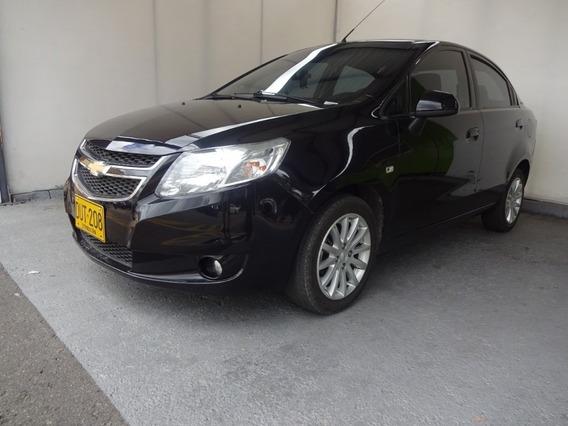 Chevrolet Sail Ltz Mecánico 2018 Sedan 1.4