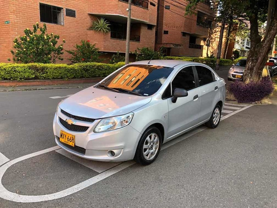 Chevrolet Sail 2014