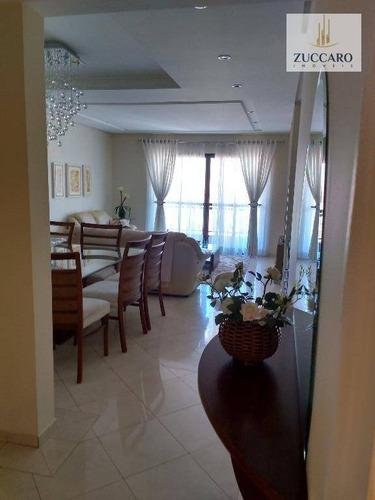 Apartamento À Venda, 145 M² Por R$ 848.000,00 - Vila Milton - Guarulhos/sp - Ap7338