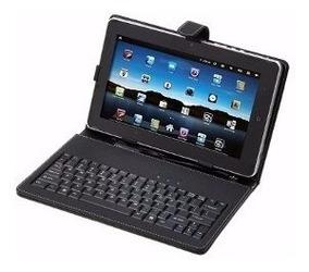 Tablet Tela 7 Android 16gb Gps 3g Celular 2 Chips + Capa