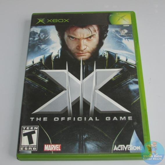 X Men 3 The Official Game Original Americano Xbox Classico