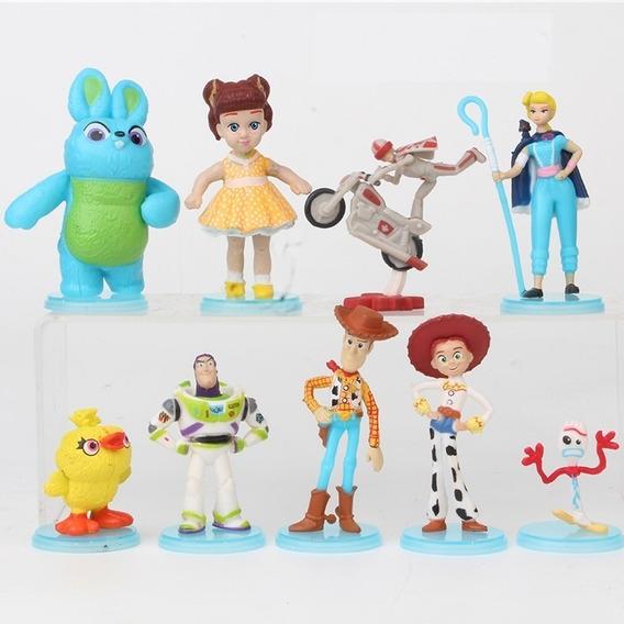 Toy Story 4 Forky Garfinho Gabby Gabby Duke Caboom Pastora