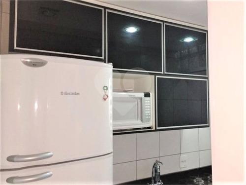 Apartamento Para Venda-planalto-são Bernardo Do Campo - 2 Dormitórios - Aceitamos Todas As Garantias - 373-im407678