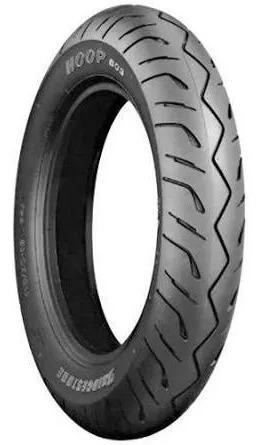 Pneu Dianteiro Bridgestone 120/80-14 H03 Sem Garantia