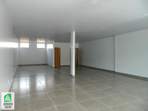 Aluguel Sala Comercial Frente Para Avenida Comercial - 6025
