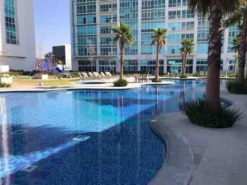 Hermoso Departamento Amueblado En Renta Ubicado En Juriquilla Towers !!