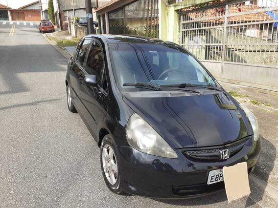 Honda Fit 1.4 Lx Flex 5p 2008