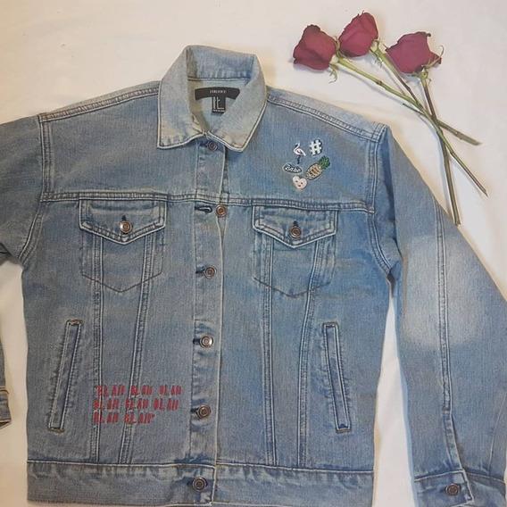 Jacket Denim Forever 21
