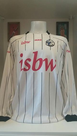 Camisa Futebol Holanda Fc Den Bosch Preparada Jogo