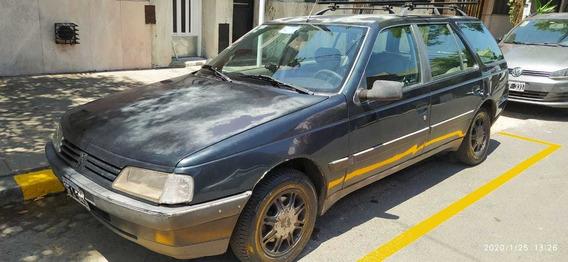 Peugeot 405 Sr Breack 1994 Muy Buen Estado Gnc Solo Efectivo