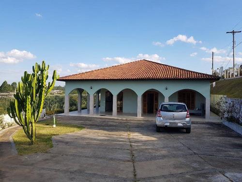 Chácara Com 3 Dormitórios À Venda, 1750 M² Por R$ 850.000,00 - Pouso Alegre - Santa Isabel/sp - Ch0068