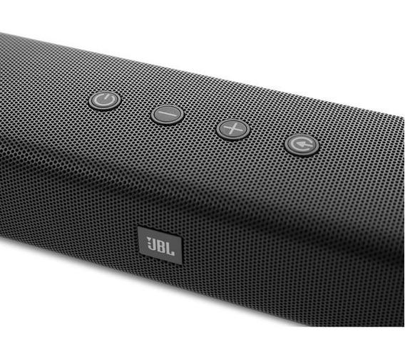 Soundbar Jbl Studio Bar 2.0 Bluetooth 26rms Garantia Nacion