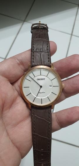 Relógio Orient Saphire Masculino Quartz