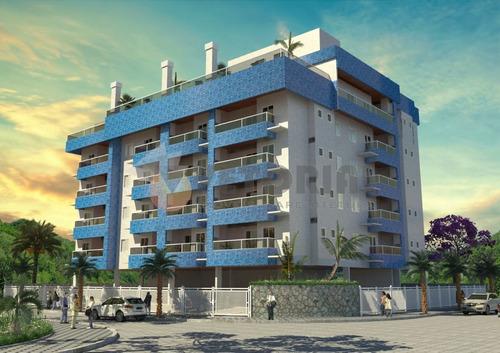 Imagem 1 de 3 de Cobertura Com 3 Dormitórios À Venda, 75 M² Por R$ 580.000 - Praia Das Toninhas - Ubatuba/sp - Co0024