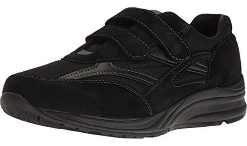 Imagen 1 de 1 de Sas Hombres, Jv Zapatos De Malla Para Caminar Negro 9 Ww