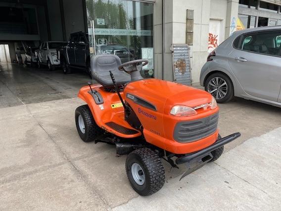 Tractor Husqvarna Lt 1597 Cortapasto