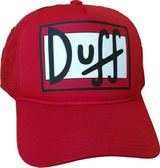 Boné Cerveja Duff Homer Simpson