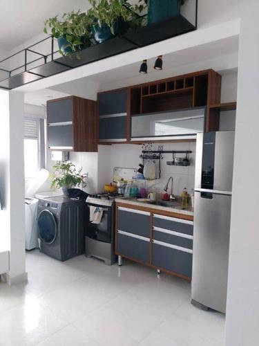 Imagem 1 de 30 de Apartamento Com 2 Dormitórios À Venda, 44 M² Por R$ 343.000,00 - Presidente Altino - Osasco/sp - Ap0418