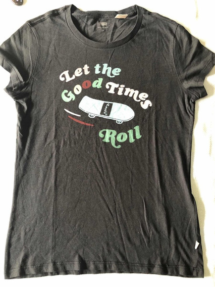 Remera Levis Mujer T. S Original