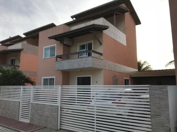 Casa 4 Quartos Sendo 2 Suíte 220m2 Com Vista Mar Em Praia Do Flamengo - Tpa174 - 33974234