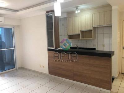 Apartamento Residencial À Venda, Vila Monte Alegre, Ribeirão Preto - Ap1224. - Ap1224