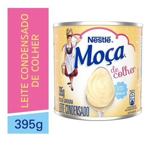 Sobremesa Moça De Colher 395g