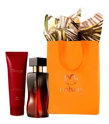 Kit Perfume Essencial Supreme Dama Natura
