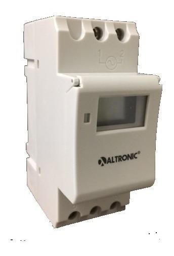 Programador Horário Pds 02 - Mg - 40p - Altronic