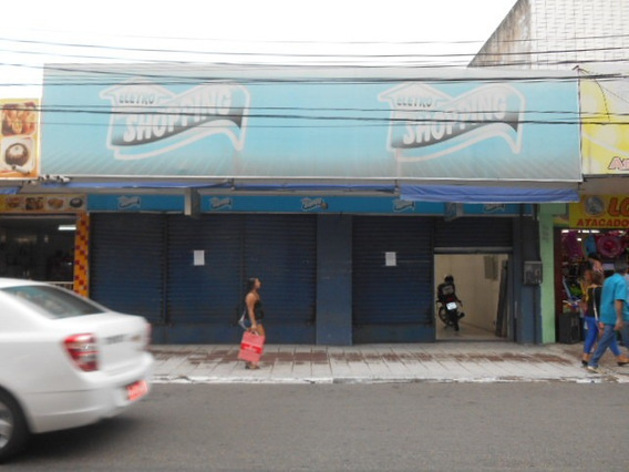 Loja Comercial À Rua General Sampaio 593 Centro Fortaleza/ce