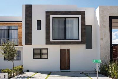 Preciosa Casa En El Condado Los Robles, 3 Recamaras, Sala Tv, Alberca, Lujo !!
