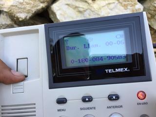 Teléfono Rural Telmex