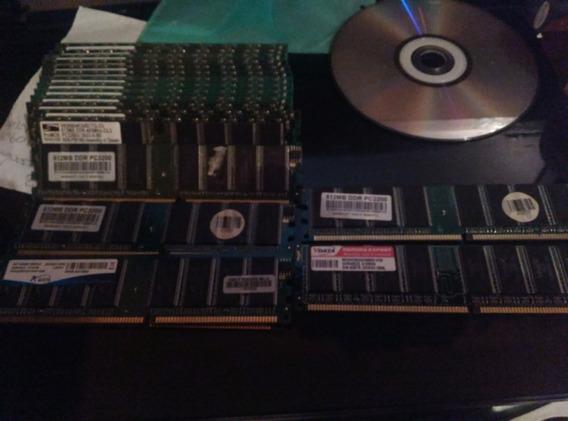 Memorias Ram Ddr400 Pc3200 De 512 Mb En Oferta Aprovechen
