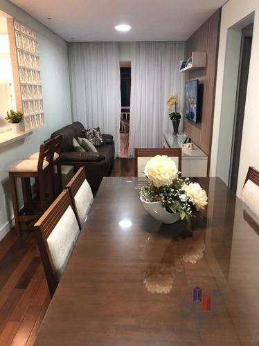 Apartamento À Venda Em Cerâmica - Ap007768