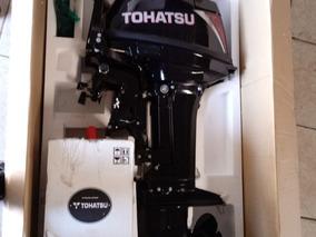 Motor Popa Tohatsu 18 Novo Na Caixa 7,999 $ Avista