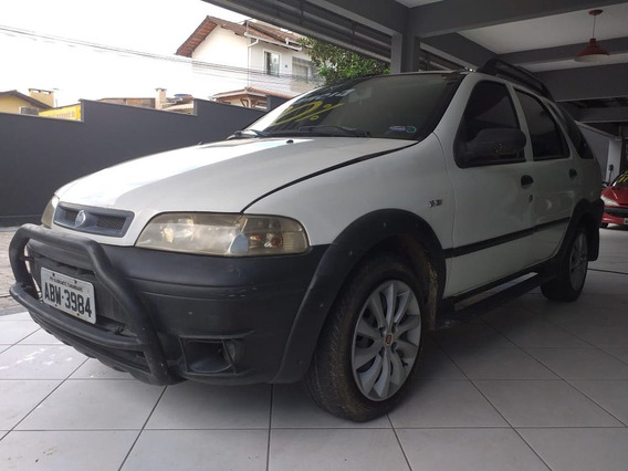 Fiat Palio 1.6 Mpi Adventure Weekend 16v Gasolina 4p Man...
