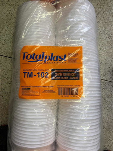 Marmiteiro Totalplast 102c100