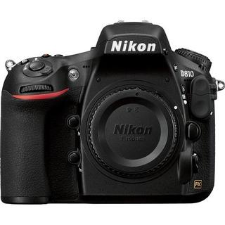 ¡aprovecha! Nikon D810 Solo Cuerpo Solo 2000 Shots