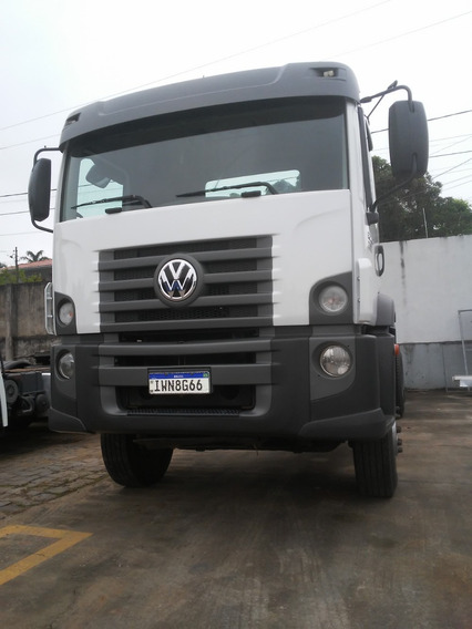 Volkswagen Vw 26.280 Constellation 6x4 - 2015 -mondial Veic.