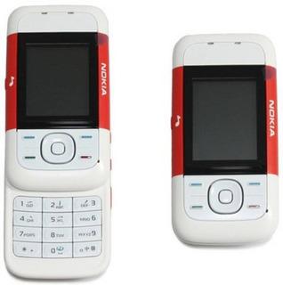 Celular Nokia 5200 Buen Estado Fisico 10 Y Funcional Libre