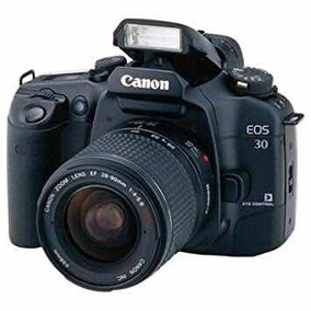 Câmera Analógica Profissional Eos 30