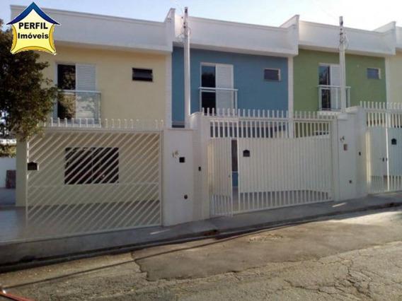 Sobrado Novo Vila Camilopolis . 3 Dormitórios Com Suite 2 Vagas. Excelente Acabamento - 2919