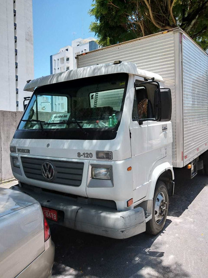 Caminhão Volkswagen Modelo Vw 8120