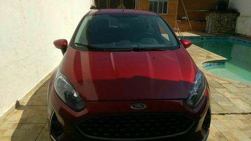 Imagem 1 de 13 de Ford Fiesta 2019 1.6 16v Sel Flex 5p