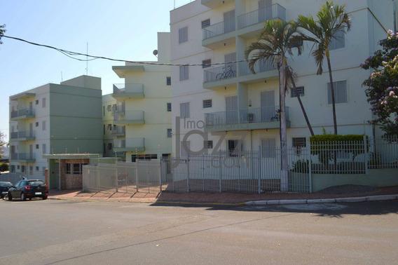 Apartamento Com 2 Dormitórios À Venda, 56 M² Por R$ 160.000 - Jardim Santa Rosa - Nova Odessa/sp - Ap2137
