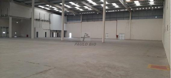 Galpao Industrial - Jardim Sao Geraldo - Ref: 7263 - L-7263